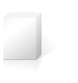 product box vector image
