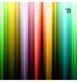 Colorful striped abstract background vector image