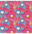 Seamless fresh pattern vector image