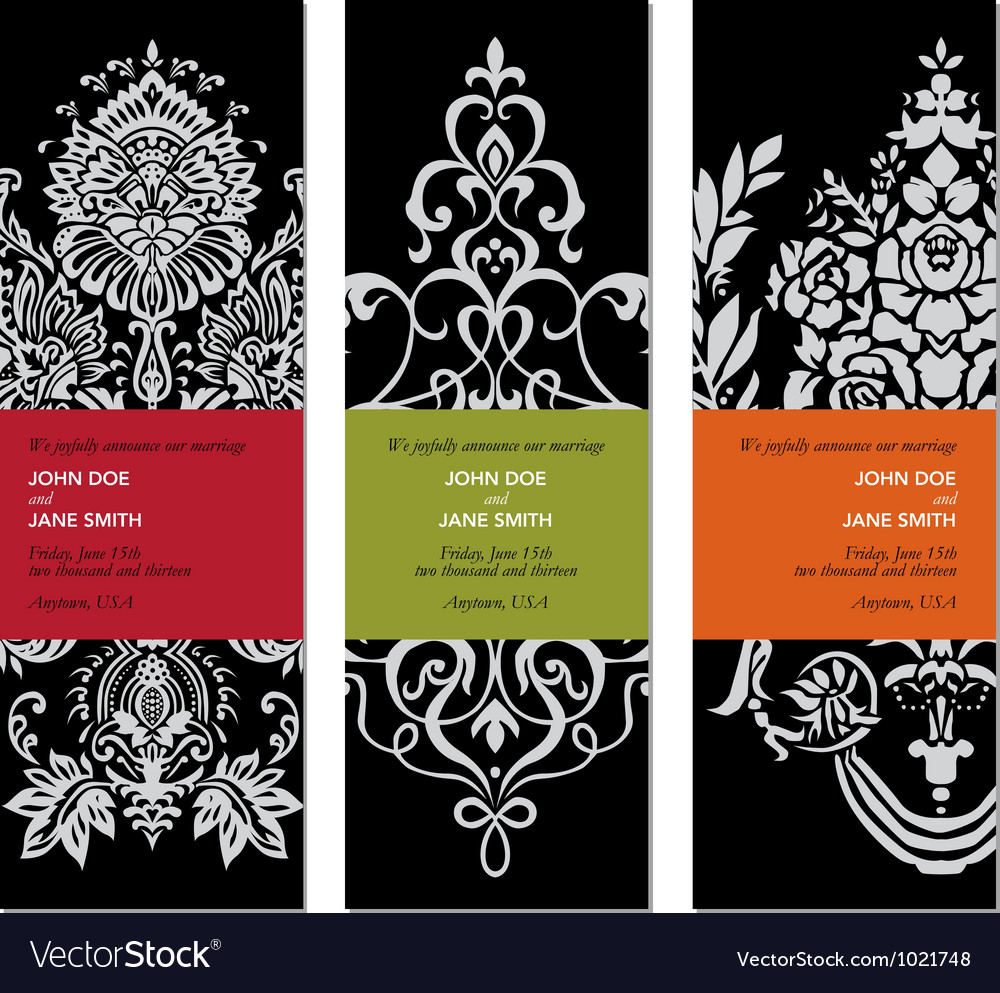 Vertical labels vector