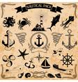 nautical vector image