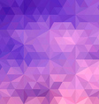 Purple geometric vector image