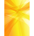 Orange Yellow Background vector image vector image