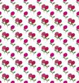 rose flower Pattern vector image