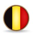 Belgium Seal vector image