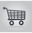 Icon shopping vector image