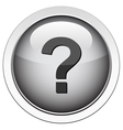 question icon vector image vector image