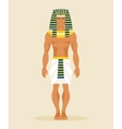 Ancient Egyptian man vector image