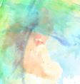 Watercolor Backdrop vector image