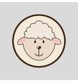animals farm design vector image