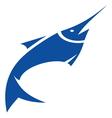 Fish icon4 vector image