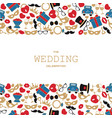 wedding background wedding background vector image