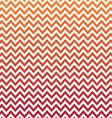 Zigzag pattern background retro vintage design vector image