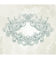 Vintage Card - Thank You EPS10 vector image