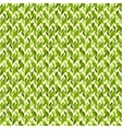 simple geometric abstract leaves seamless pattern vector image