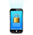 Phone Lock Unlock vector image