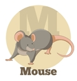 ABC Cartoon Mouse2 vector image