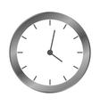 Clock icon School vector image