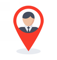 Business Location Concept vector image