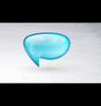 icon vector glass a symbol vector image