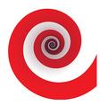 RedSpiral vector image vector image