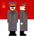 Stalin vector image