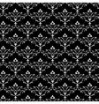 Vintage seamless wallpaper pattern vector image vector image