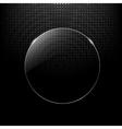 Glass Panel vector image
