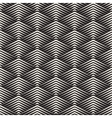 Seamless Rhombus Grid Lines Geometric vector image