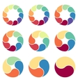 circles for infographic Template for vector image