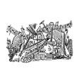 2016-5-25-doodlemusic vector image