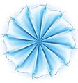 dynamic flow label vector image