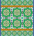 spanish classic ceramic tiles vector image