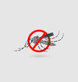 aedes aegypti mosquitoes logo icon vector image