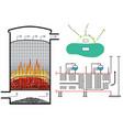 biomass vector image