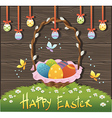 754 easter 1 vector image vector image