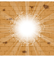 wailing wall vector image