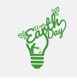 April 22nd Earth Day vector image