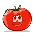 cartoon tomato vector image