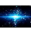 Supernova Explosion vector image