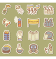Revolution icons vector image
