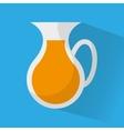 drink menu beverage icon vector image