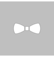bow tie computer symbol vector image