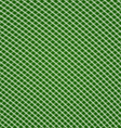 Green tartan pattern background vector image