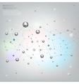 Molecule Background 01 A vector image
