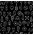 Doamonds seamless vector image vector image