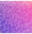 Triangle purpur background vector image