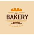 Set of bakery badges vector image