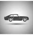 Car logo design Transport vector image