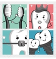 tooth brush isolated icon design vector image